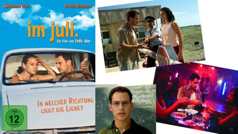 """Fatih Akins Film """"Im Juli"""", Sprachcafé und mehr"""