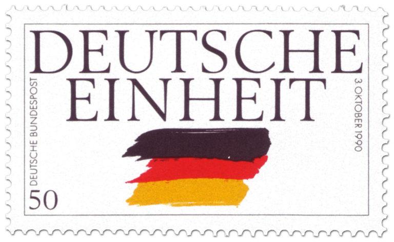 Wir feiern den Tag der Deutschen Einheit