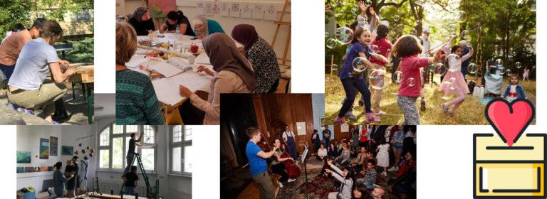 Ideen für 2019 – die wir nur mit Ihrer Hilfe verwirklichen können