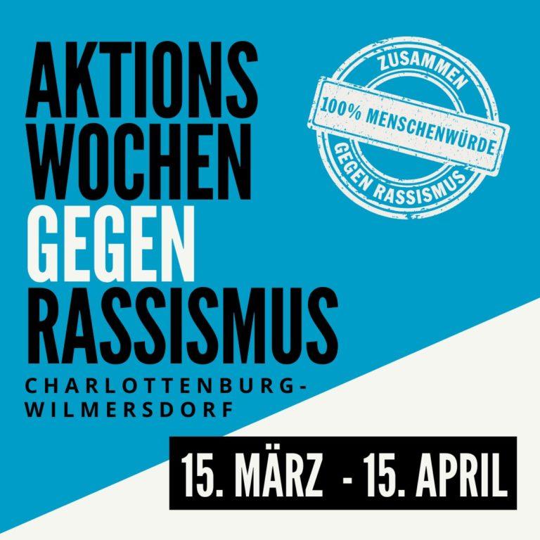 Kochen, reden, Plakate und Musik – was euch während der Aktionswochen gegen Rassismus in der Ulme erwartet